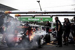 "Verstappen's brakes ""got out of control"" - Horner"