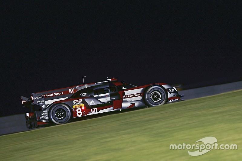 WEC Austin: Audi tetap yang teratas setelah sesi latihan malam