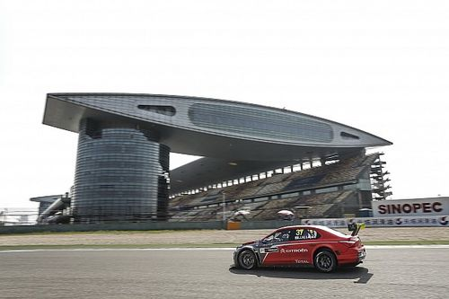 Shanghai WTCC: Lopez takes pole as Citroen secures teams' title