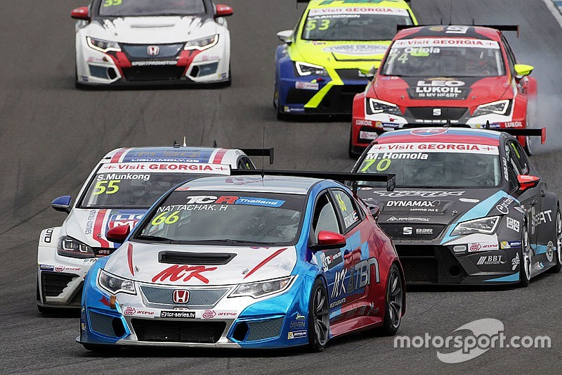 TCR International Series re-joins Formula 1 in Singapore