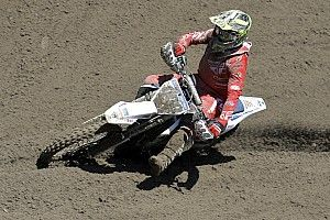 Rui Goncalves domina a Mantova nel Tricolore Motocross