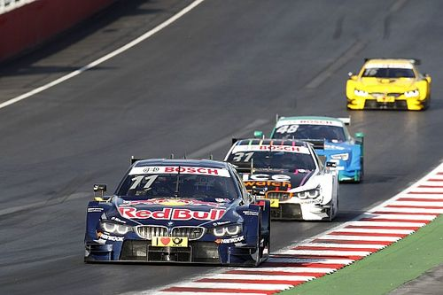 Spielberg DTM: Wittmann holds off Blomqvist for Race 1 win