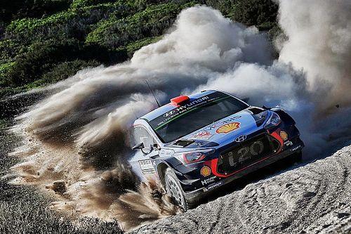 Hyundai Motorsport in prime position for Polish podium