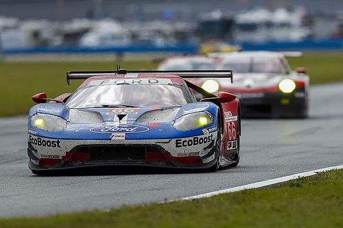 "Ferrari and Porsche ""turned it up"", claims GTLM winner Muller"