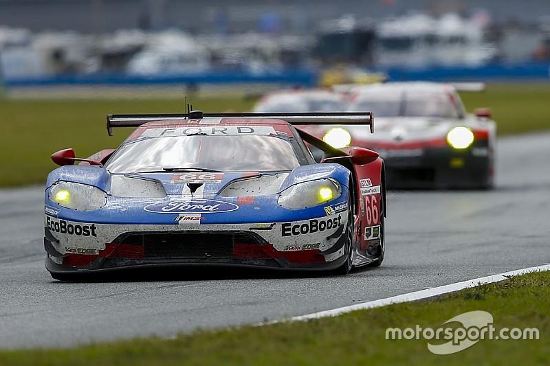 "Ferrari and Porsche ""turned it up"", claims GTLM winner Muller"