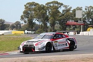 "Kelly reflects on ""surreal"" first Nissan GT3 test"