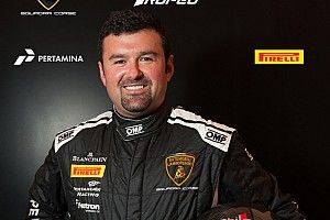 Il Team Lazarus nel Super Trofeo Medio Oriente con Ross Chouest