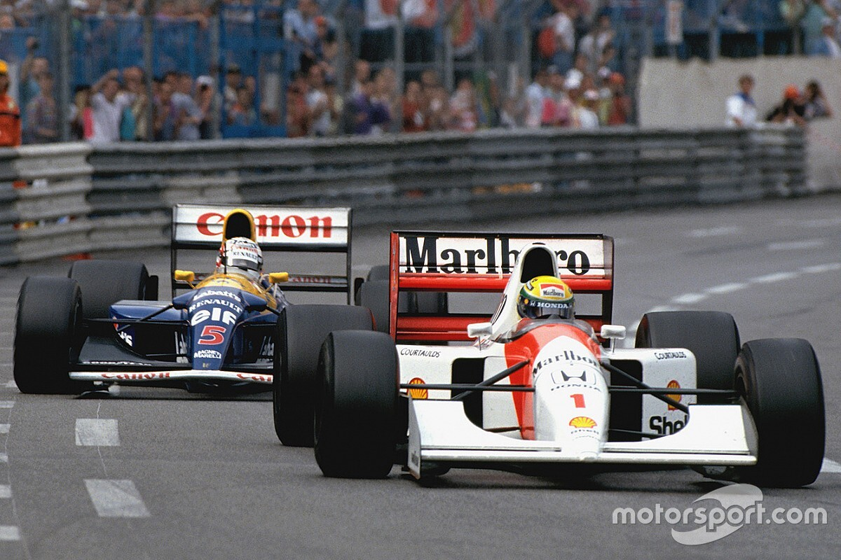 C'était un 31 mai: Senna dompte le Lion Mansell