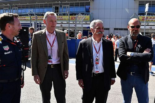 Las 25 personas más influyentes de la Fórmula 1