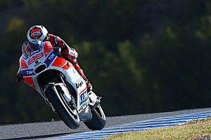 Trek favorit, Lorenzo nyaman melibas Jerez