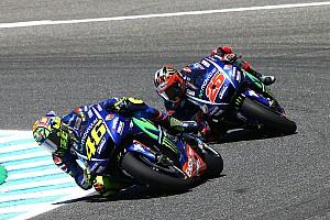 MotoGP Новость Росси объяснил падение в Ле-Мане допущенной ранее ошибкой
