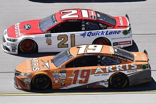 Blaney and Suarez join Harvick in next week's K&N West race at Sonoma