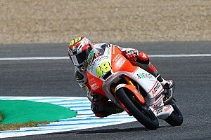 Dalla Porta targeting Mahindra's first points in Jerez