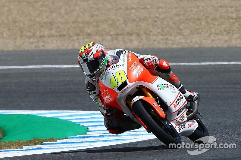Dalla Porta targeting Mahindra's first points in Jerez