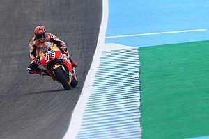 MotoGP Antrenman raporu Jerez MotoGP 4. antrenman: Marquez liderliği devraldı