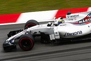 Massa asegura que el daño a su auto le impidió terminar mejor
