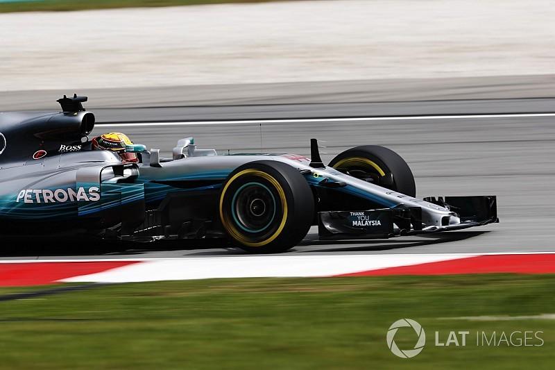Formel 1 2017 in Sepang: 70. Pole-Position für Lewis Hamilton