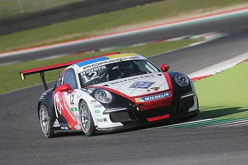 Carrera Cup Italia, Mugello: Rovera su Quaresmini nelle libere da show