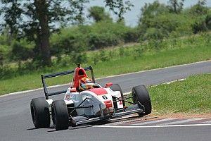 Chennai MRF F1600: Kumar fends off Reddy to win Race 2