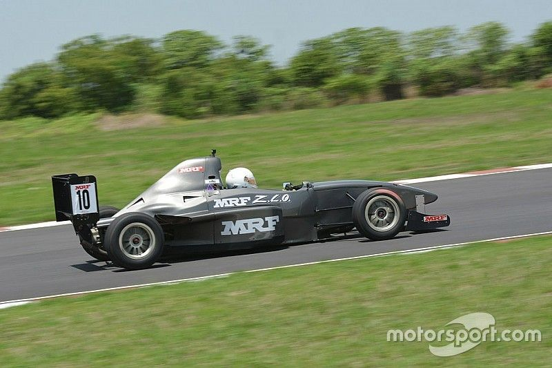 Passion for motorsport taking Arya Singh to greater heights