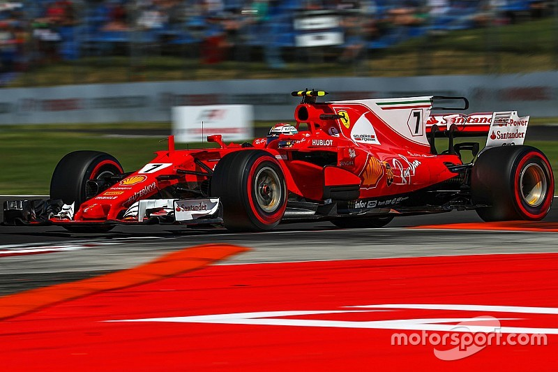 "Räikkönen: ""Ho perso la pole per un errore stupido"""