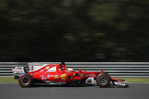 GP Hongaria: Vettel impresif usai cetak rekor absolut di FP3