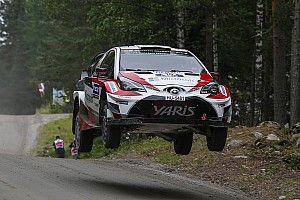 Latvala y Lappi dominan en Finlandia tras los problemas de los M-Sport