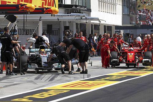 Die schönsten Fotos vom F1-GP Ungarn in Budapest: Samstag