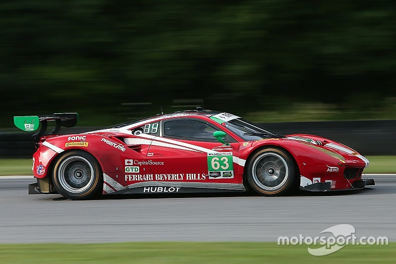 WeatherTech Racing joins forces with Scuderia Corsa for IMSA in 2018