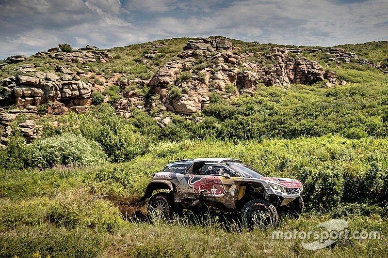 Étape 8 - Loeb accroît son avance en tête du Silk Way Rally