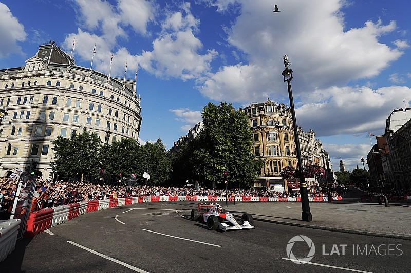 Zak Brown: Ein F1-Rennen in London ist nicht allzu realistisch