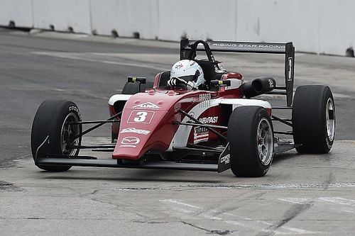 Toronto USF2000: Askew back on top for sixth pole