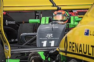Formula Renault Race report Eurocup Spa: Fenestraz juarai Race 3, Presley finis P17