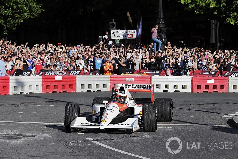 Liberty setzt Kurs fort: Formel-1-Event 2018 in Marseille geplant