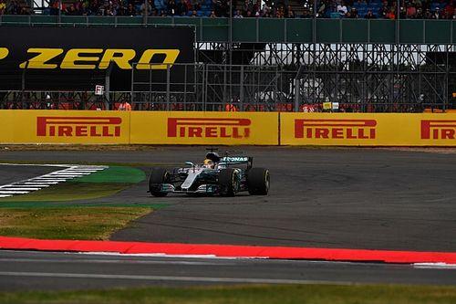 Hamilton pide a la F1 acabar con las escapatorias de asfalto