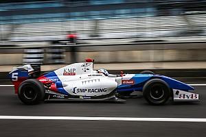 Формула V8 3.5 Отчет о гонке Оруджев выиграл гонку Формулы V8 3.5 в Остине