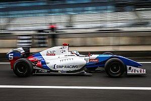 Оруджев выиграл гонку Формулы V8 3.5 в Остине