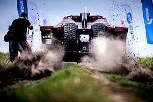 Galería: las mejores fotos del Silk Way Rally 2017