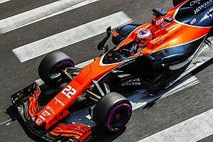 【F1】FP2で12番手のバトン「ハードブレーキする自信を得られた」