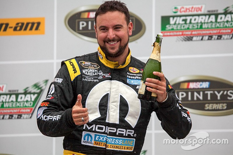 Getting to know NASCAR Pinty's Series veteran Andrew Ranger