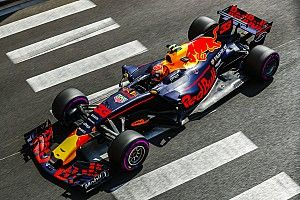 """Verstappen: """"Hoy los rápidos son los Ferrari, pero veremos en clasificación"""""""