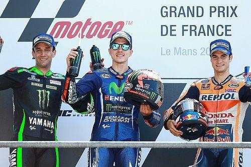 Alle MotoGP-Sieger des GP Frankreich in Le Mans seit 2006