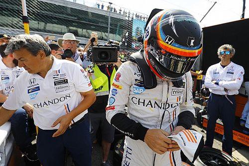 Fernando Alonso, un año después de las 500 Millas de Indianápolis