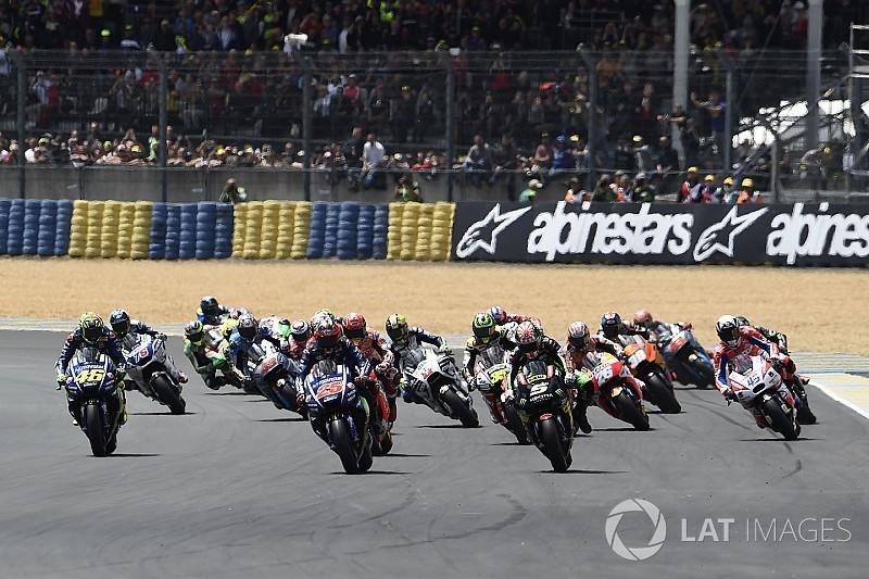 Le Mans vijf jaar langer op MotoGP-kalender