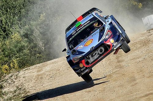 Hyundai Motorsport seeks second straight Sardinian success