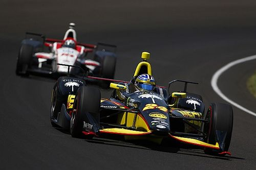 Karam confirmed at Dreyer & Reinbold for Indy 500