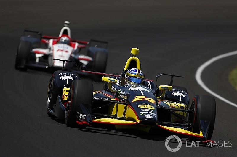 Sage Karam fue confirmado para correr en Indy 500
