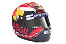 Formula 1 Fotogallery: il nuovo casco di Max Verstappen per il Mondiale 2017 di F.1