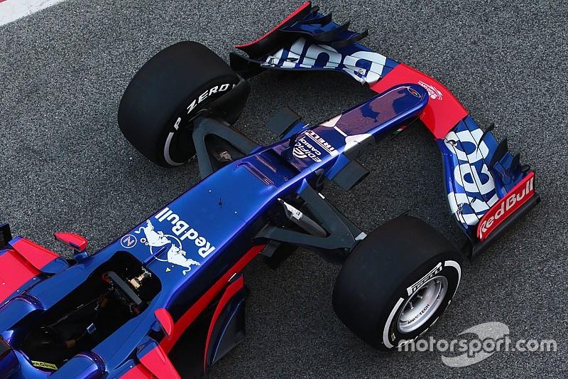 Sainz, motivado por las similitudes entre el Toro Rosso y el Mercedes