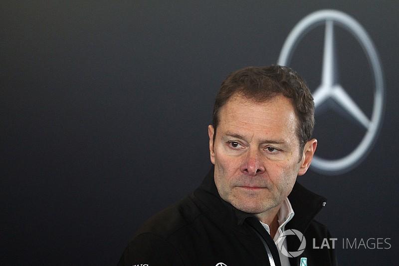 Mercedes F1 inicia una reestructuración técnica